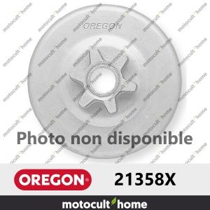 Pignon Oregon 21358X 3/8andquot; Power Mate Petit 7 (SM7)-20
