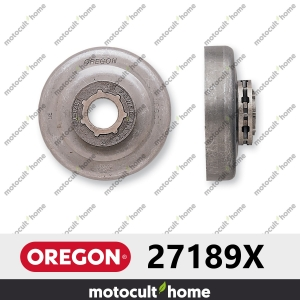 Pignon Oregon 27189X 3/8andquot; Power Mate Standard 7 (STD7)-20