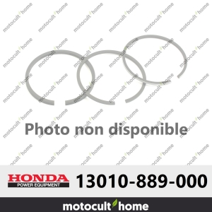 Jeu de bague de piston Honda 13010889000 (13010-889-000)-20