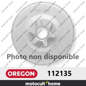 Pignon Oregon 112135 3/8andquot; Consumer Spur-20