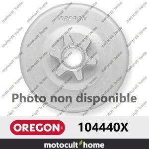 Pignon Oregon 104440X 3/8andquot; Consumer Spur-20