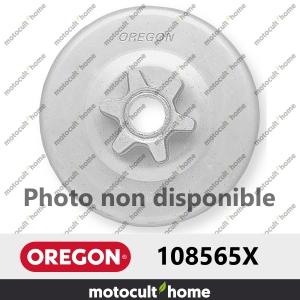 Pignon Oregon 108565X 3/8andquot; Power Mate Standard 7 (STD7)-20