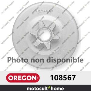 Pignon Oregon 108567 3/8andquot; Consumer Spur-20