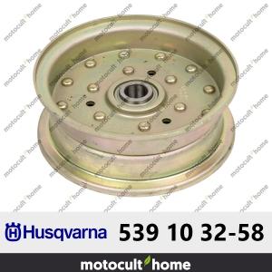 Poulie de courroie de lame Husqvarna 539103258 ( 5391032-58 / 539 10 32-58 )-20