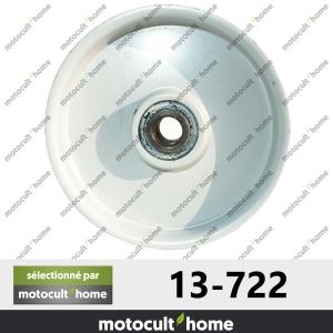Poulie Galet tendeur Mtd 7560240 Toro 112426 hauteur 19mm-20