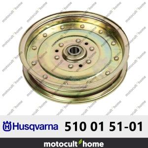 Poulie de carter de coupe Husqvarna 510015101 ( 5100151-01 / 510 01 51-01 )-20
