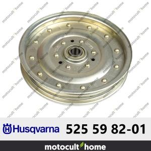 Poulie de carter de coupe Husqvarna 525598201 ( 5255982-01 / 525 59 82-01 )-20