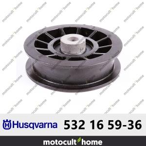 Poulie de tension avance Husqvarna 532165936 ( 5321659-36 / 532 16 59-36 )-20