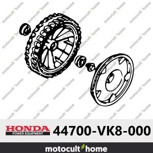 Roue avant / arrière non tractée Honda 44700VK8000 ( 44700-VK8-000 )-20