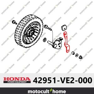 Levier de réglage de roue avant Honda 42951VE2000 ( 42951-VE2-000 )-20