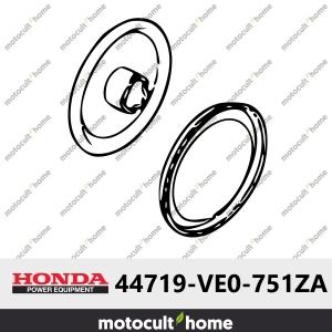 Cache de roue avant Honda 44719VE0751ZA (44719-VE0-751ZA)-20