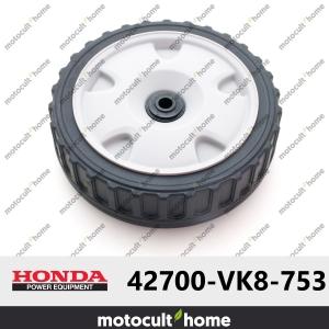 Roue arrière tractée Honda 42700VK8753 ( 42700-VK8-753 )-20