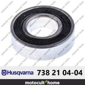 Roulement à billes Husqvarna 738210404 ( 7382104-04 / 738 21 04-04 )-20