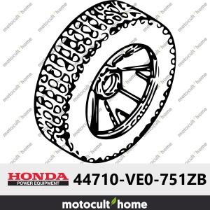 Roue Honda 44710VE0751ZB ( 44710-VE0-751ZB )-20