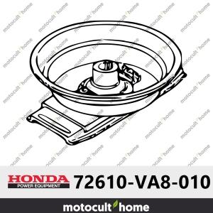 Porte lame complet Honda 72610VA8010 ( 72610-VA8-010 )-20