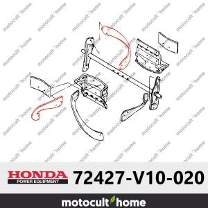 Caoutchouc de ramasseuse droit Honda 72427V10020 (72427-V10-020)-20