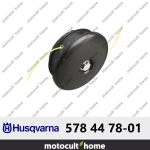 Tête de coupe manuelle Trimmy SII M12 Husqvarna 578447801 ( 5784478-01 / 578 44 78-01 )-20