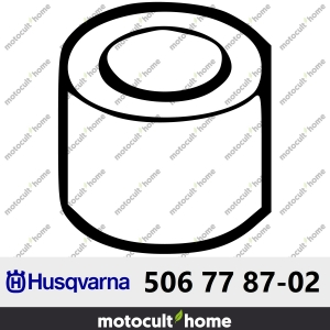 Rondelle despacement Husqvarna 506778702 ( 5067787-02 / 506 77 87-02 )-20