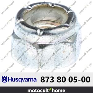 Contre-écrou Husqvarna 873800500 ( 8738005-00 / 873 80 05-00 )-20