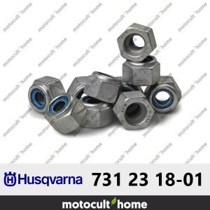 Ecrou Husqvarna 731231801 ( 7312318-01 / 731 23 18-01 )-20