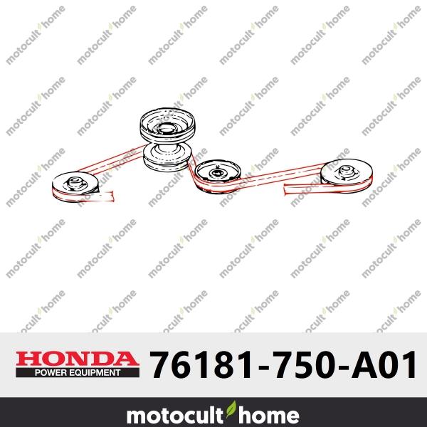 Courroie en V de lames Honda 76181750A01 ( 76181-750-A01 )-20