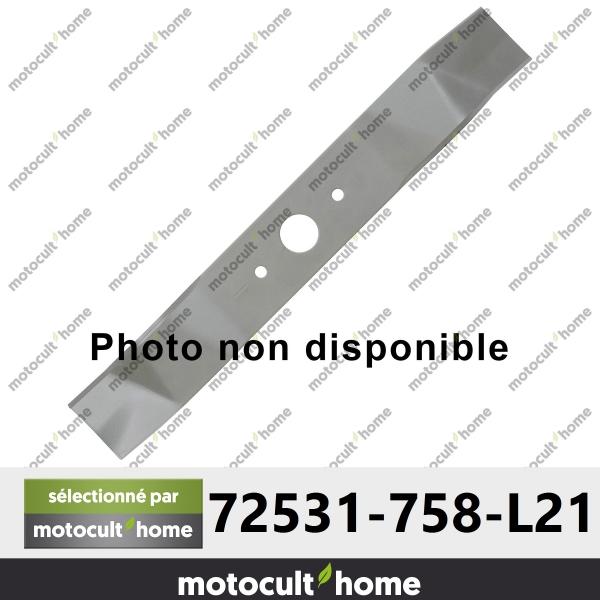 Lame de tondeuse gauche compatible pour Honda 72531758L21 ( 72531-758-L21 )-20