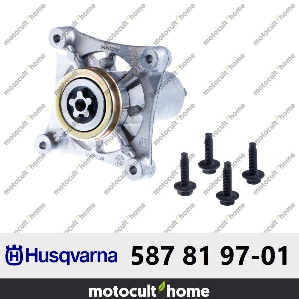 Palier ventilé complet Husqvarna 587819701 ( 5878197-01 / 587 81 97-01 )-20