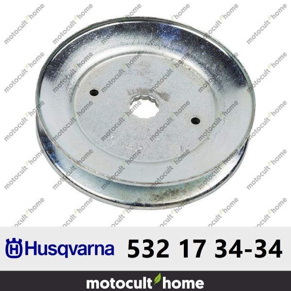 Poulie de carter de coupe Husqvarna 532173434 ( 5321734-34 / 532 17 34-34 )-20