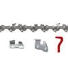 """Chaîne de tronçonneuse Oregon 90PX044E Micro-Lite 3/8"""" 1,1mm/.043"""" 44 maillons"""